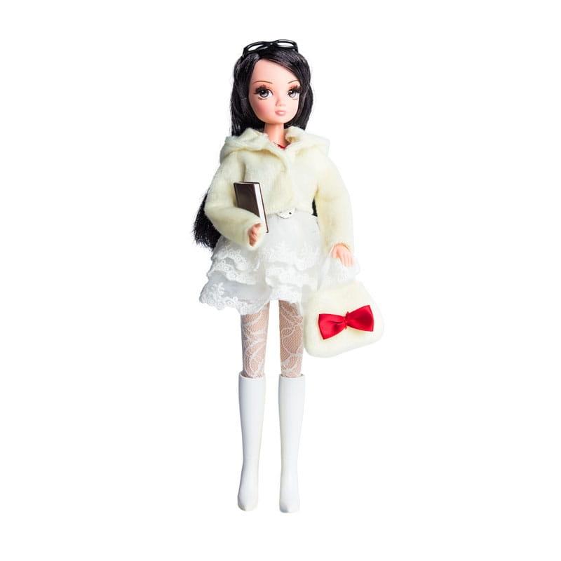 Кукла Sonya Rose Daily collection - в меховой куртке (Gulliver)