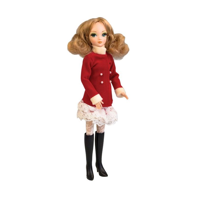 Кукла Sonya Rose Daily collection - в красном пальто (Gulliver)