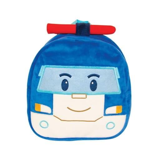 Плюшевый рюкзак Gulliver PR002BP Робокар Поли