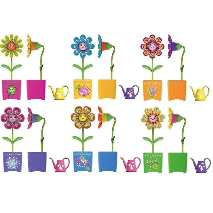 Интерактивная игрушка Magic Blooms Волшебный цветок (Silverlit)