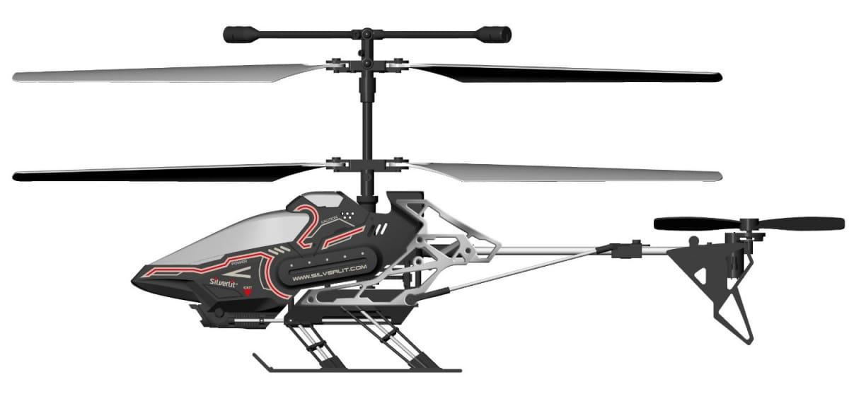 Радиоуправляемый вертолет Silverlit 84602 Скай Ай (с камерой)