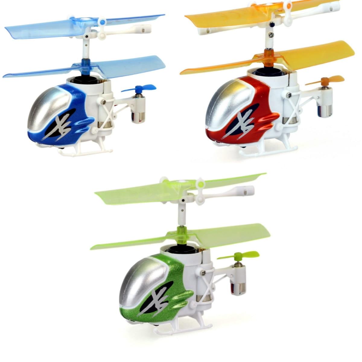 Радиоуправляемый вертолет SILVERLIT Нано Фалкон XS