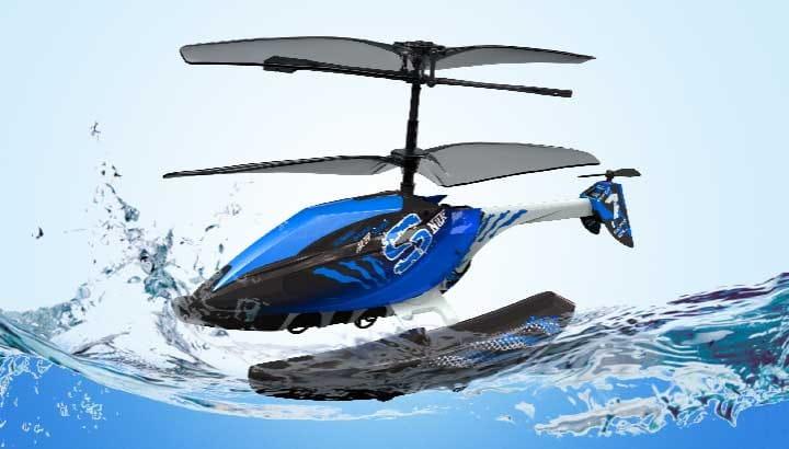Радиоуправляемый вертолет Silverlit 84758 Гидрокоптер
