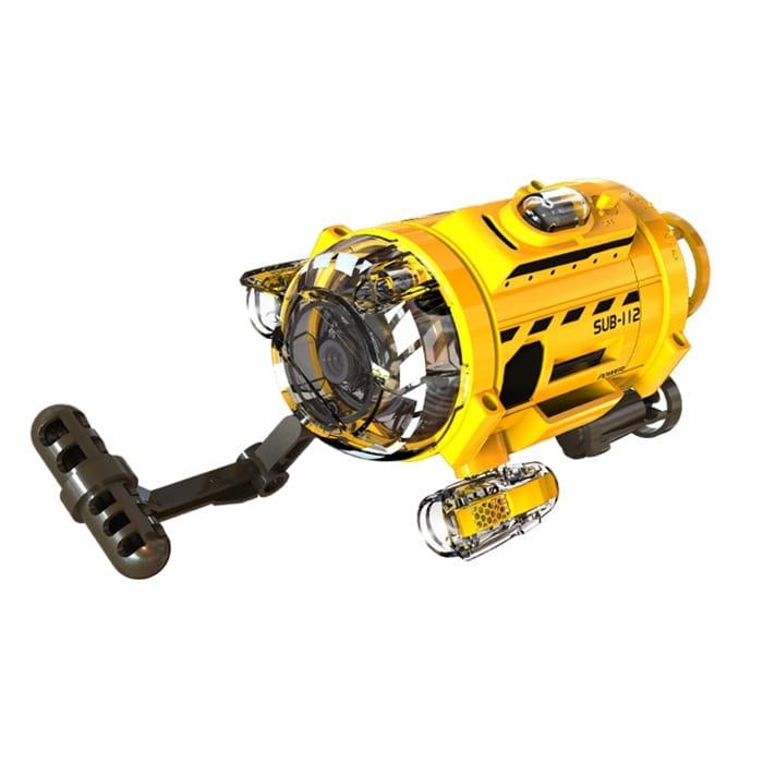 Радиоуправялемая подводная лодка SILVERLIT с камерой
