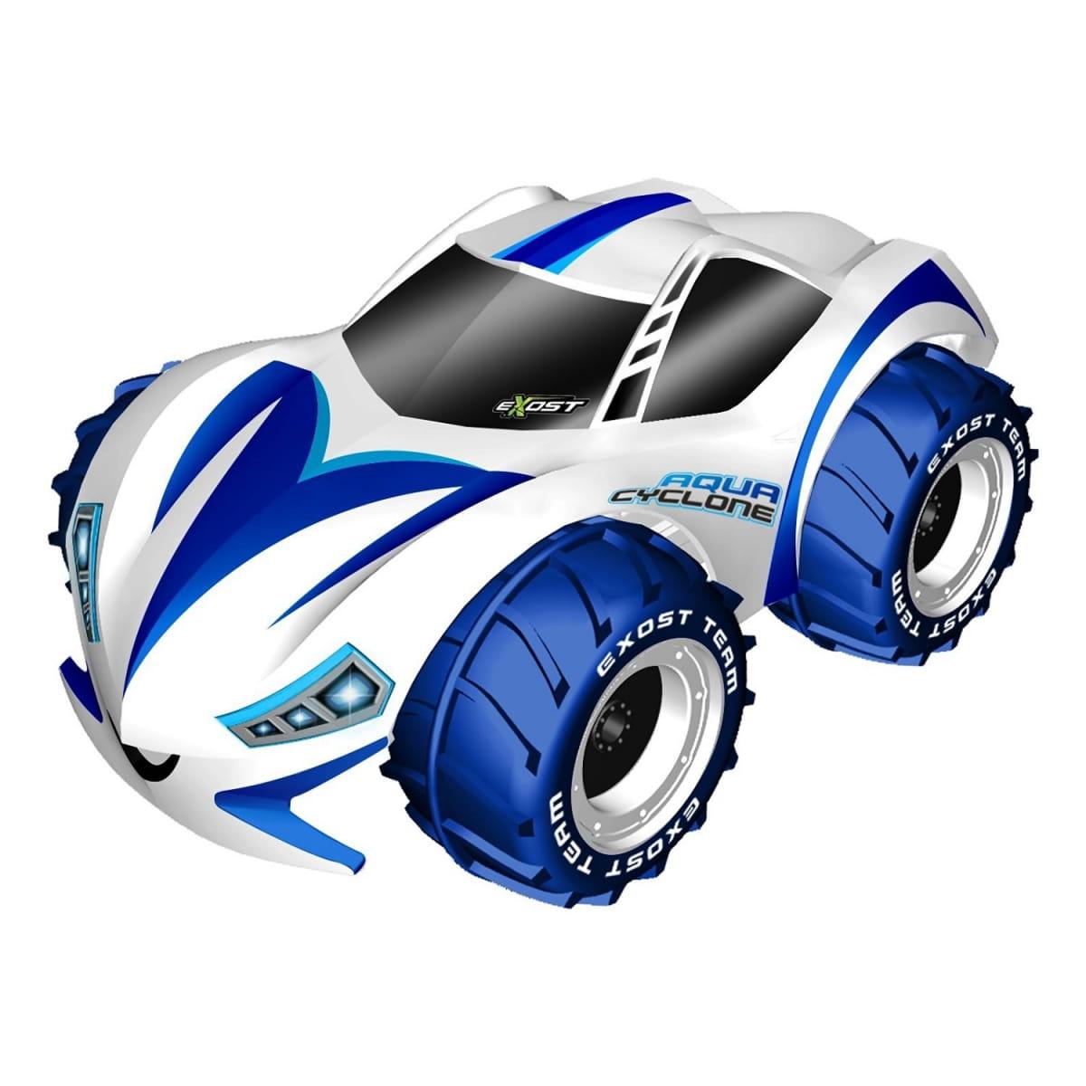 Радиоуправляемый автомобиль SILVERLIT Аква Циклон 1:10