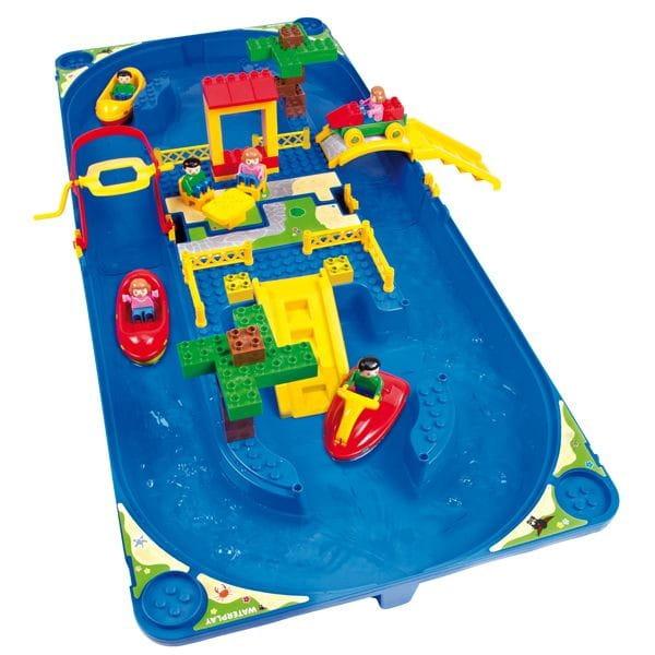 Купить Водный трек Big Beach Party Waterplay в интернет магазине игрушек и детских товаров