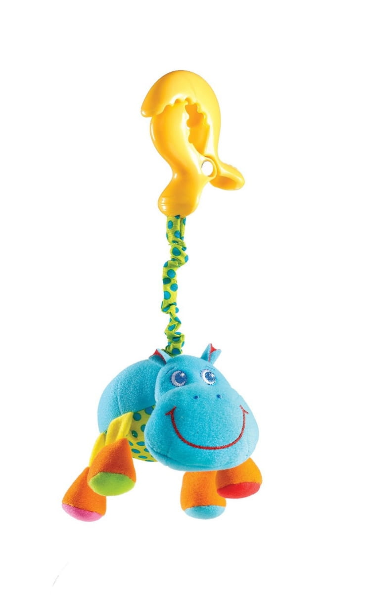 Подвесная игрушка Tiny Love 1106100046 Гиппопотам Гарри