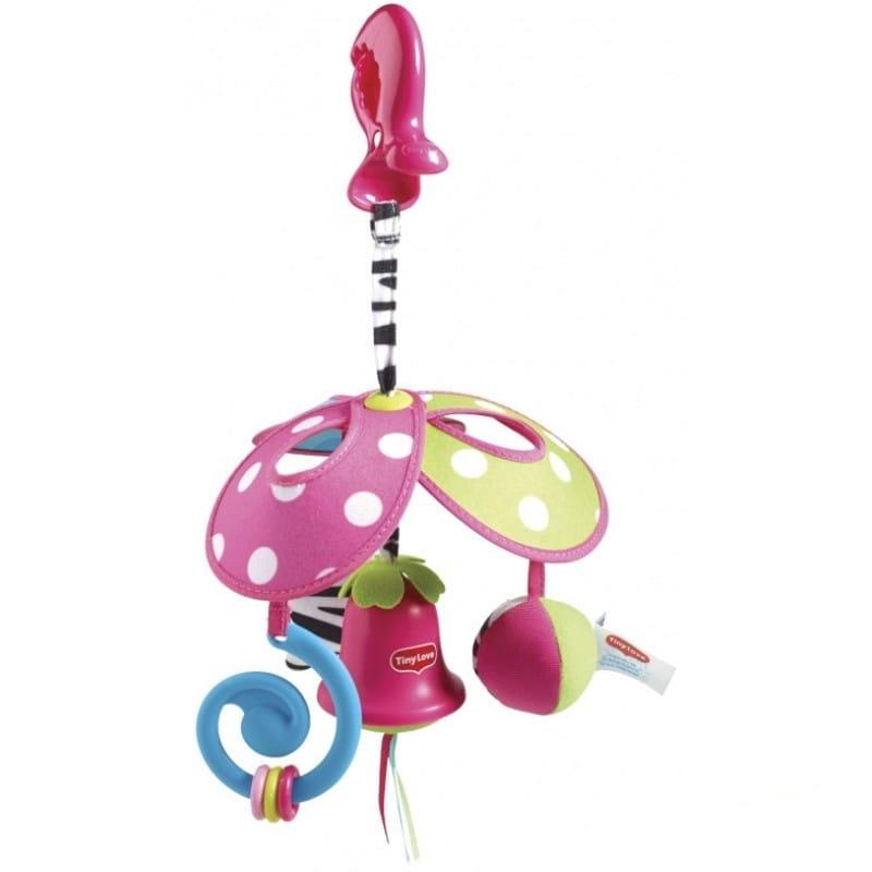 Механическая подвеска на коляску Tiny Love 1109900458 Веселая карусель - Моя принцесса