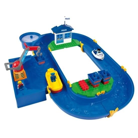 Купить Водный трек Big Port Waterplay в интернет магазине игрушек и детских товаров