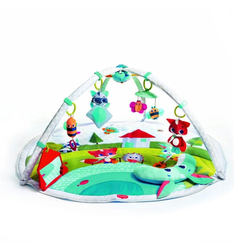 Развивающий коврик Tiny Love 1205006830 Солнечная полянка (с дугами)