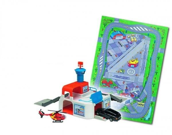 Купить Игровой набор Dickie Аэропорт в интернет магазине игрушек и детских товаров