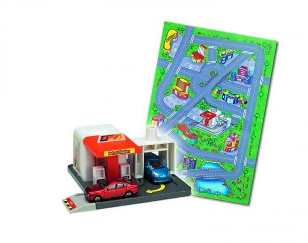 Купить Игровой набор Dickie Автозаправка в интернет магазине игрушек и детских товаров