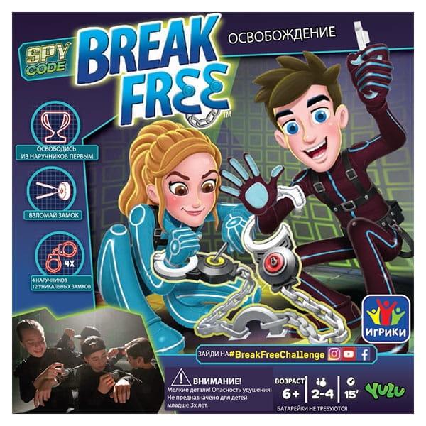Настольная игра YULU Break Free Освобождение - Логические игры