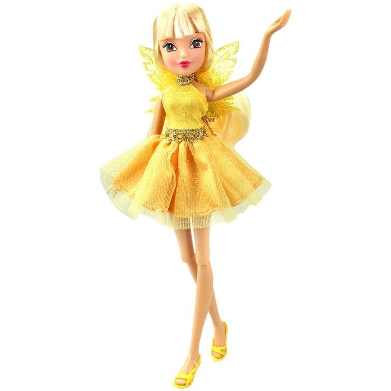 Кукла WINX Club Мода и магия-4 - Стелла