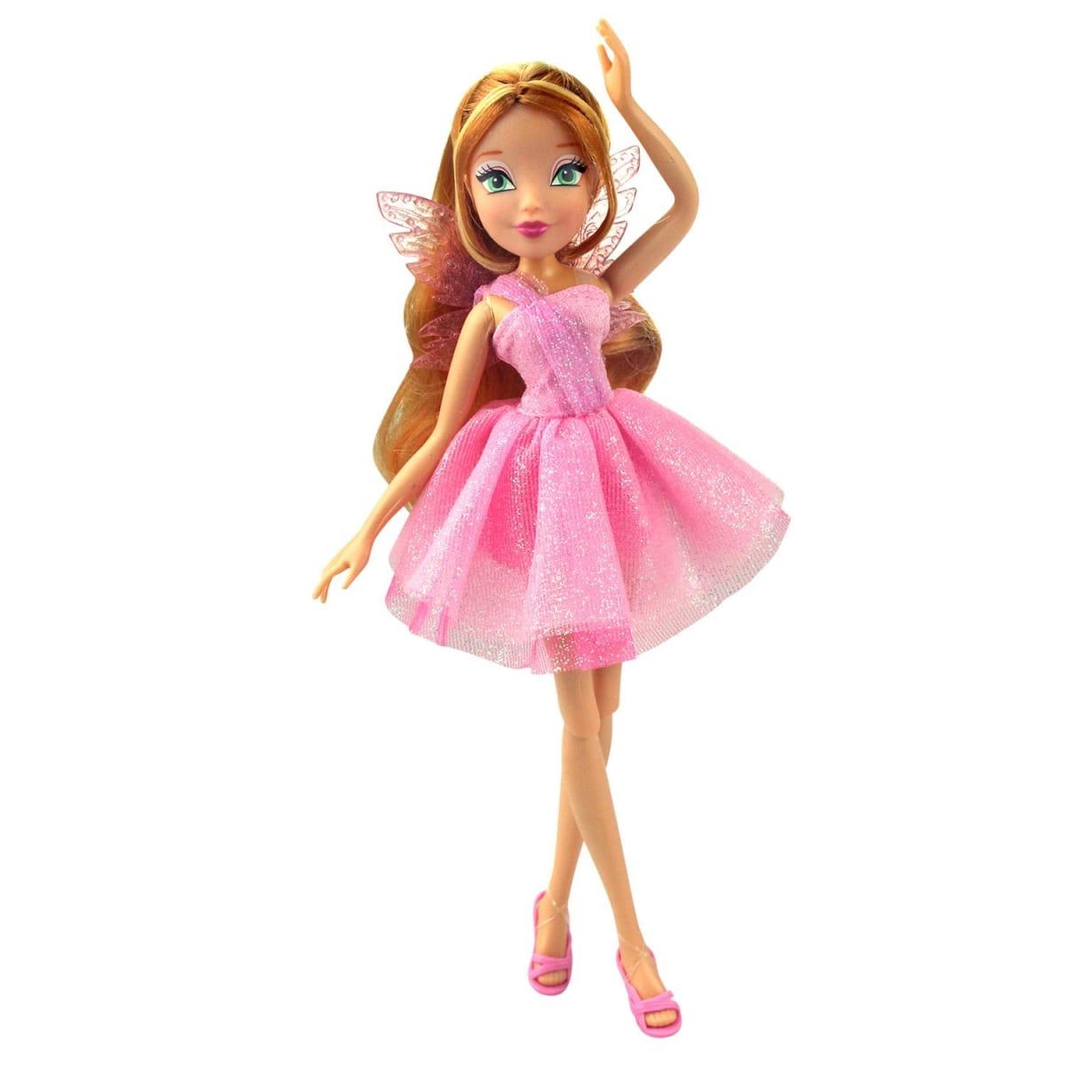 Кукла WINX Club Мода и магия-4 - Флора