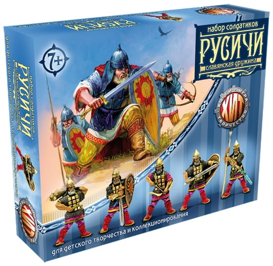 Игровой набор Технолог 3602 Битвы Fantasy Русичи