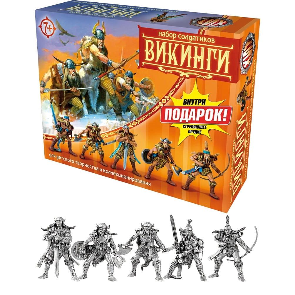 Игровой набор Технолог 3619 Битвы Fantasy Викинги