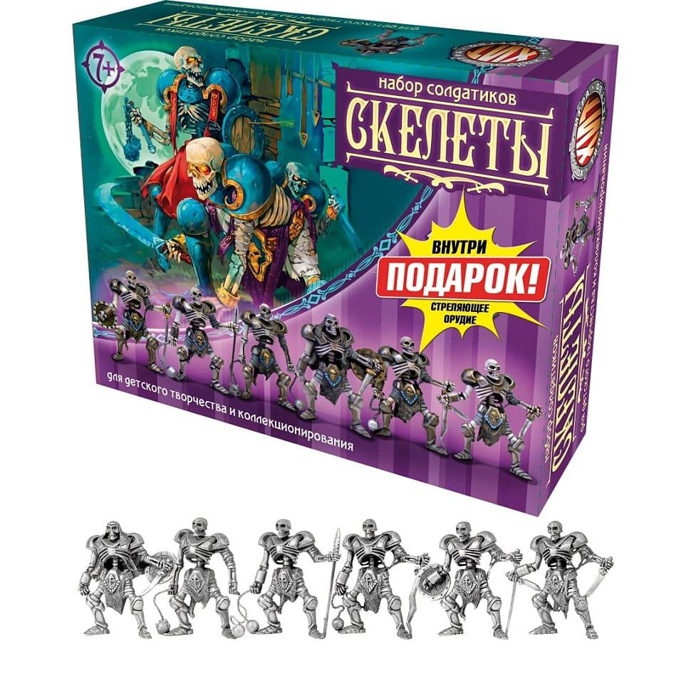 Игровой набор Технолог 3763 Битвы Fantasy Скелеты