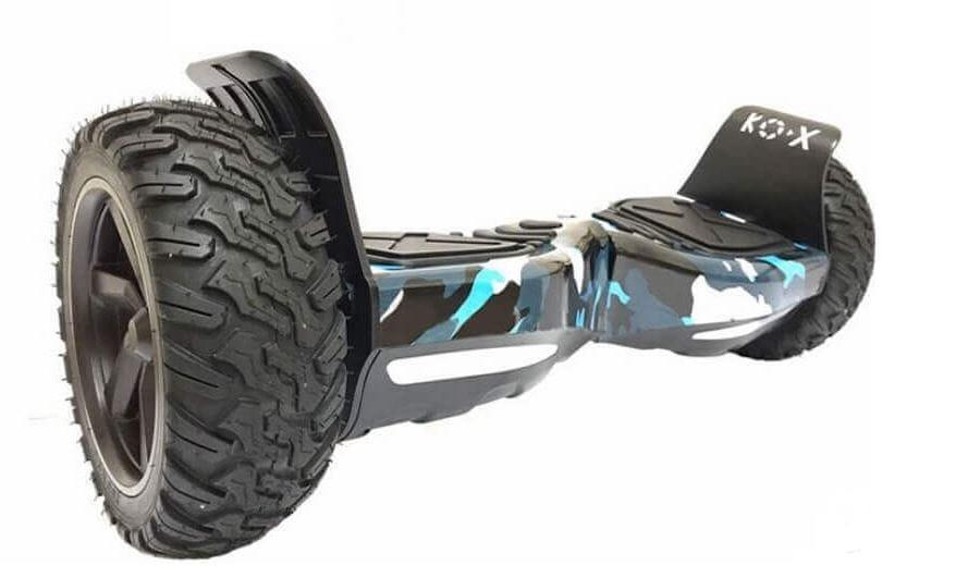 Внедорожный гироскутер Kiwano KO-X ES-03 - camo blue