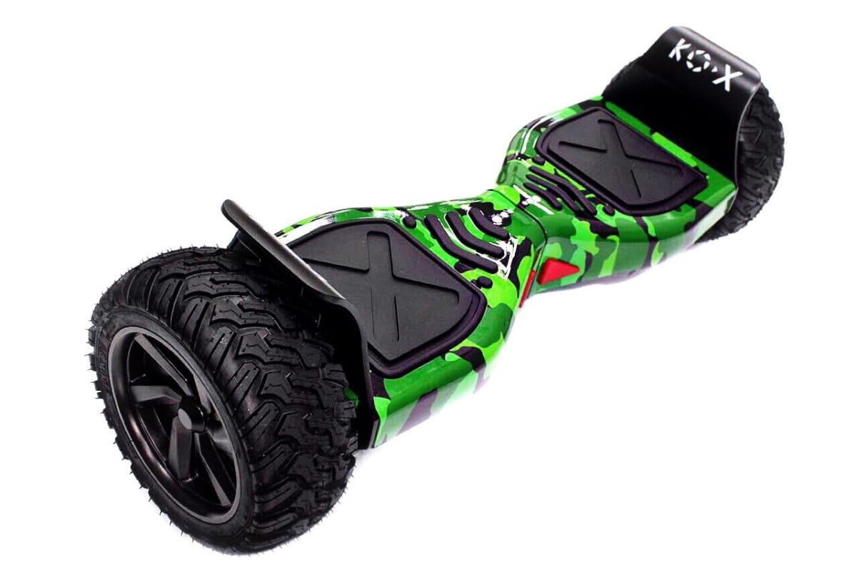Внедорожный гироскутер Kiwano KO-X ES-03 - camo green