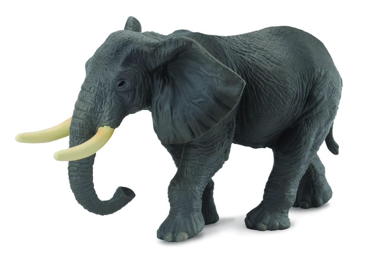Фигурка Collecta 88025b Слон африканский - XL (14 см)
