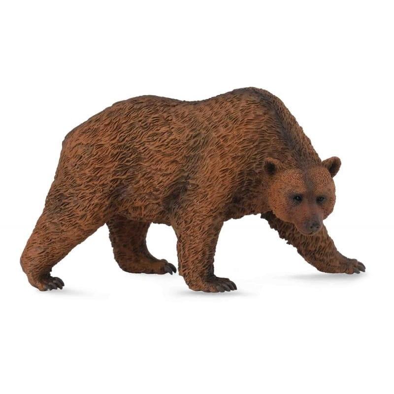 Фигурка Collecta 88560b Медведь бурый