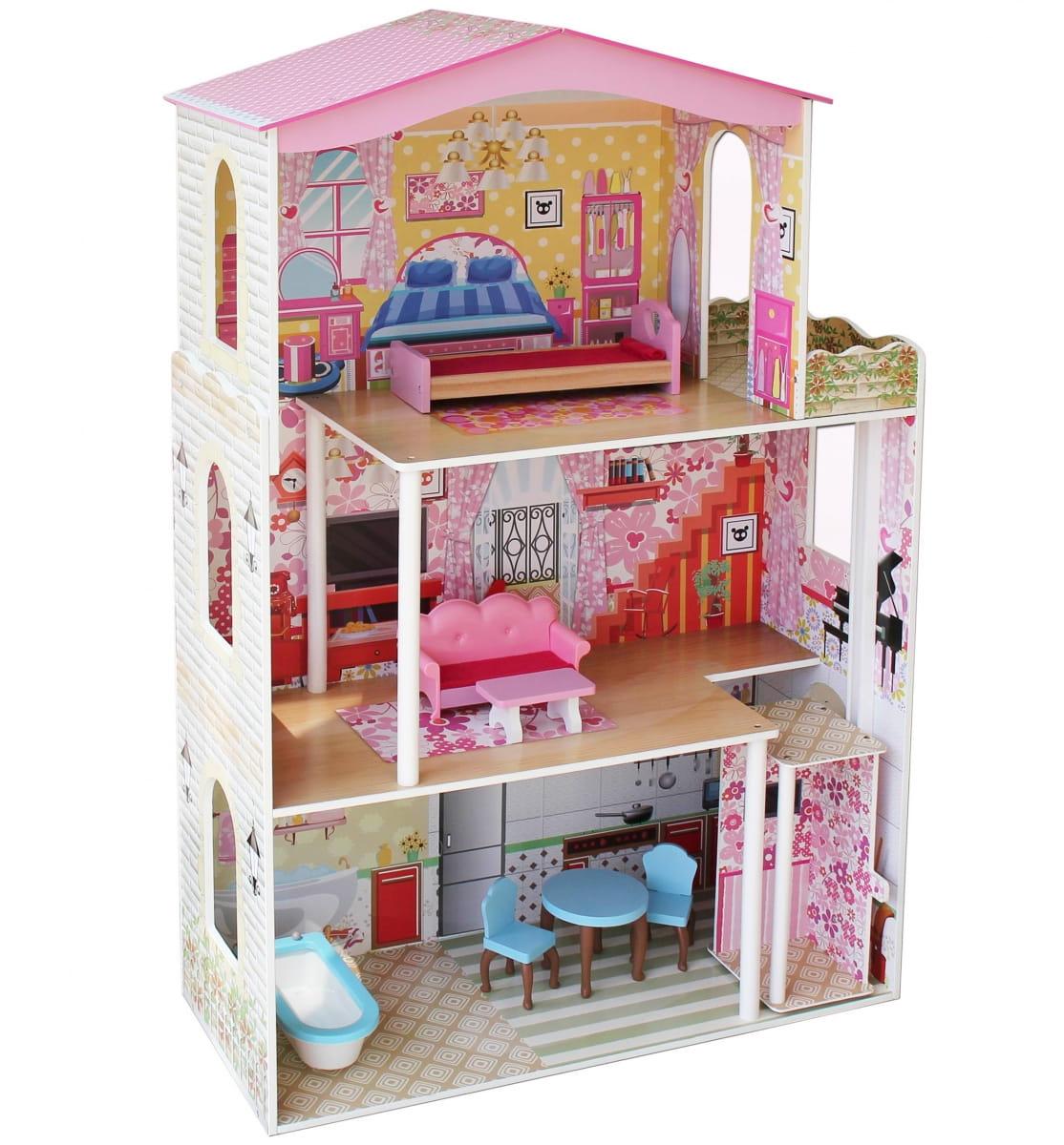 Кукольный домик SUNNYTOY Аманда
