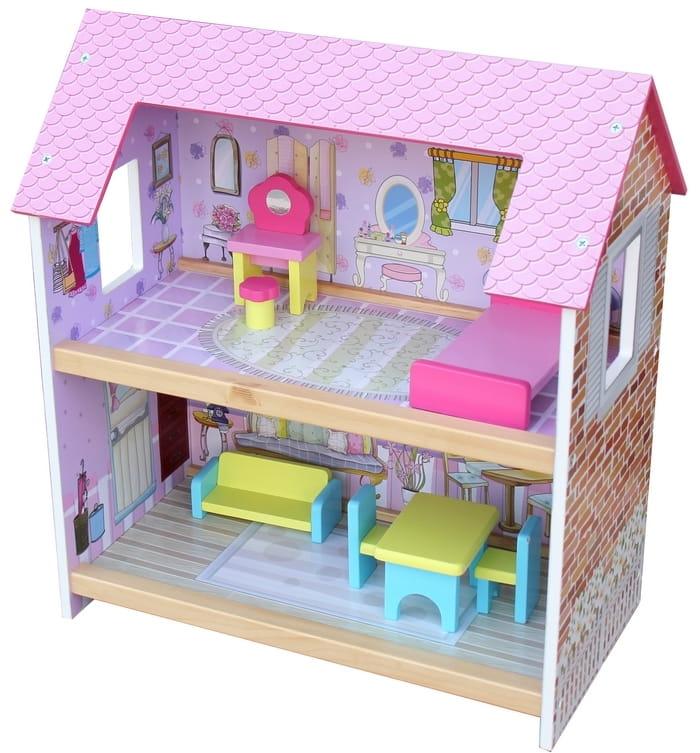 Кукольный домик SunnyToy Аэлита