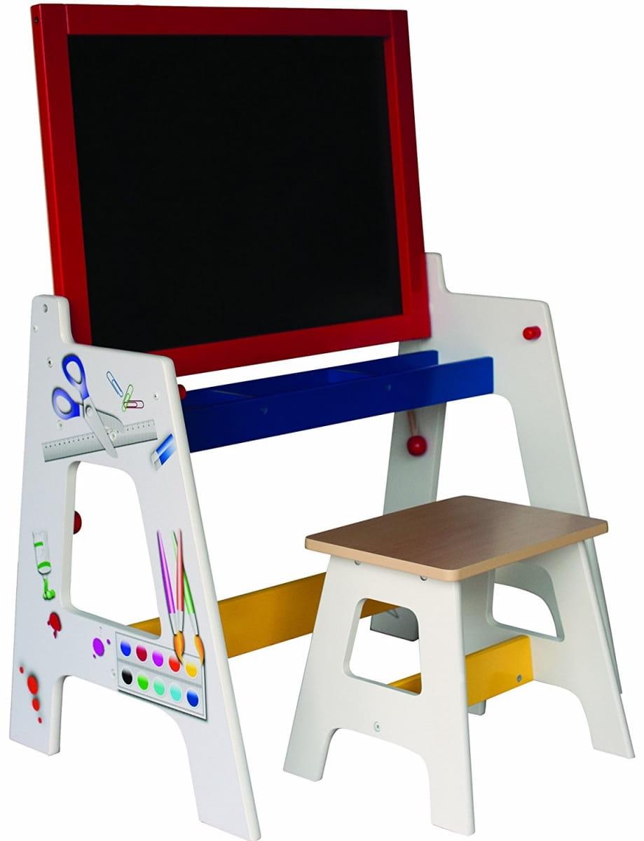 Доска-стол для рисования SunnyToy Дуо 2 в 1
