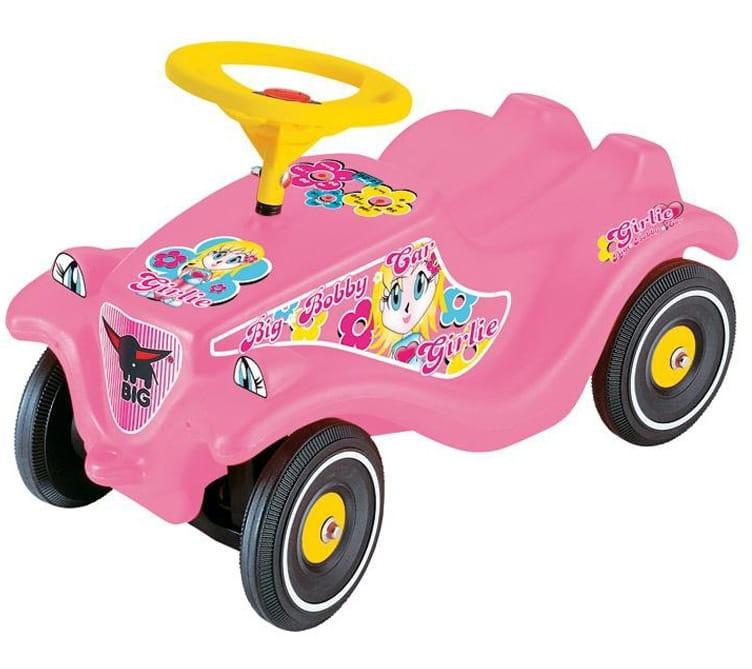 Машинка Big Bobby Car Classic Girlie