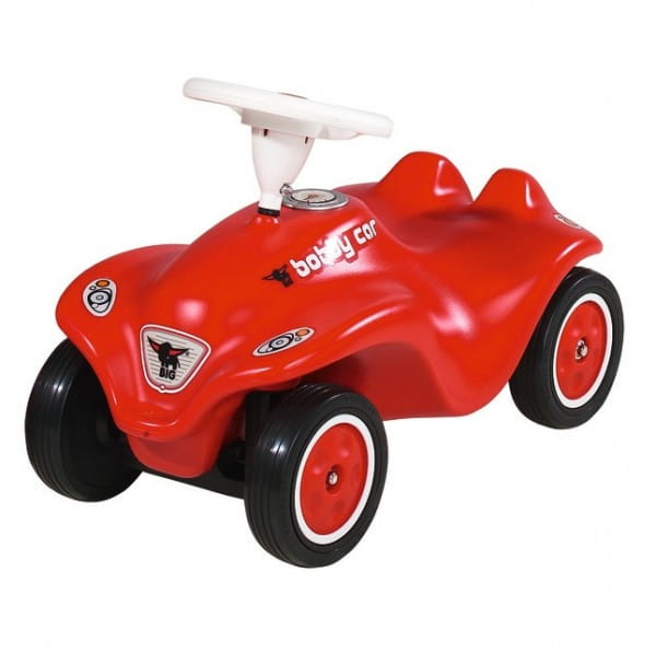 Машинка Big Bobby Car Rot