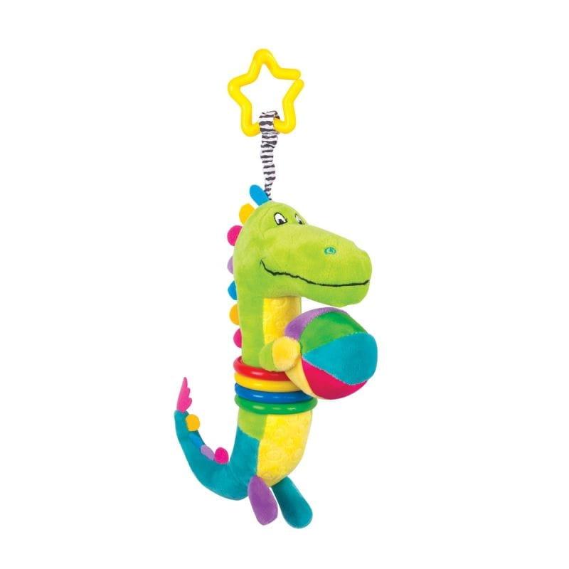 Игрушка-подвеска Happy Snail 14HS014PKR Крокодил Кроко