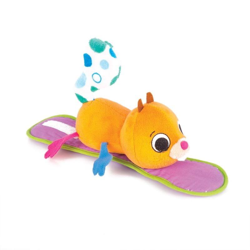Игрушка-крепитель Happy Snail 14HSK02HR Белка Хруми