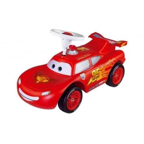Купить Машинка со звуковыми эффектами Big McQuenne Маккуин в интернет магазине игрушек и детских товаров