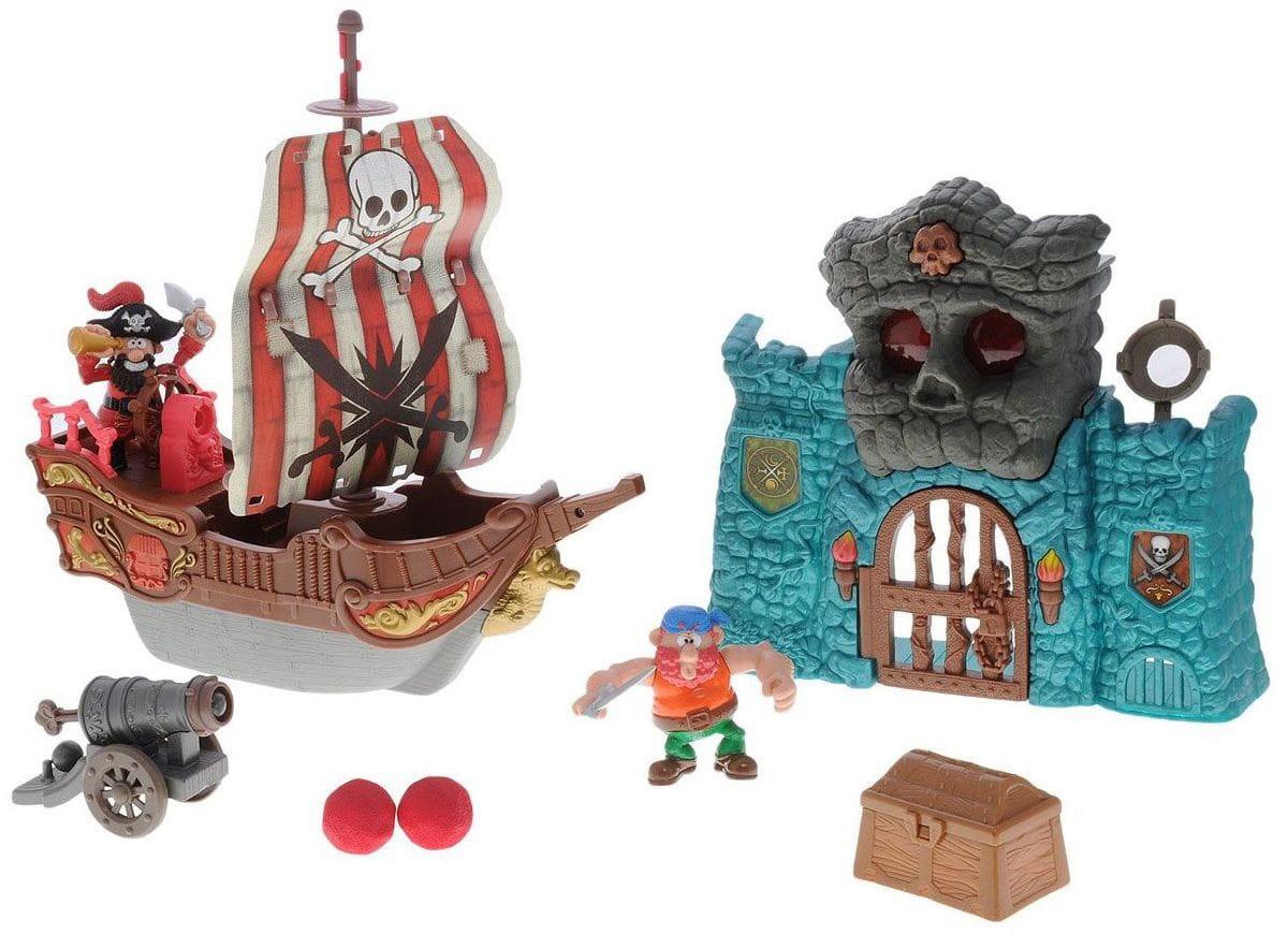 Игровой набор Keenway 10774 Пиратские приключения