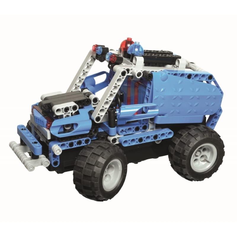 Конструктор 2 в 1 Cyber Toy CyberTechnic - 303 детали