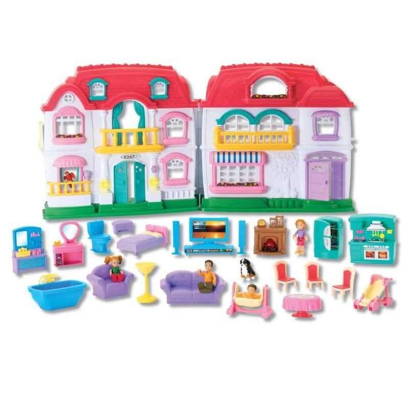 Игровой набор KEENWAY Home Sweet Home