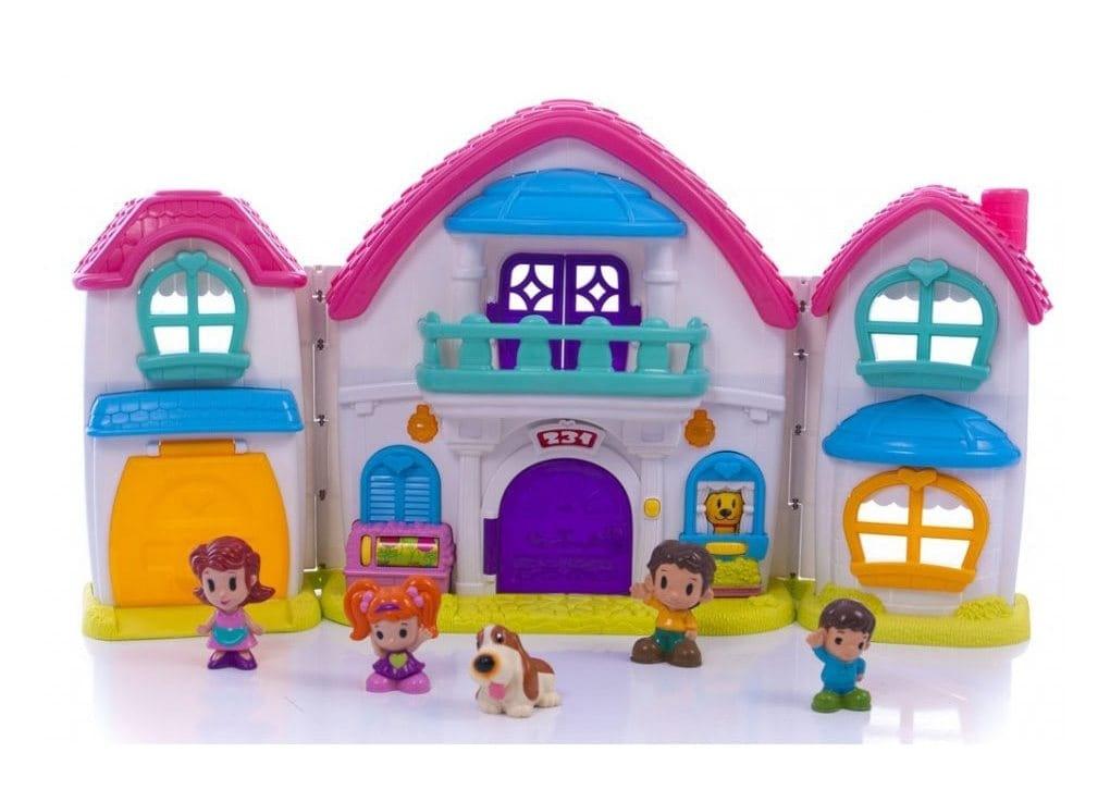 Игровой набор KEENWAY Дом моей мечты