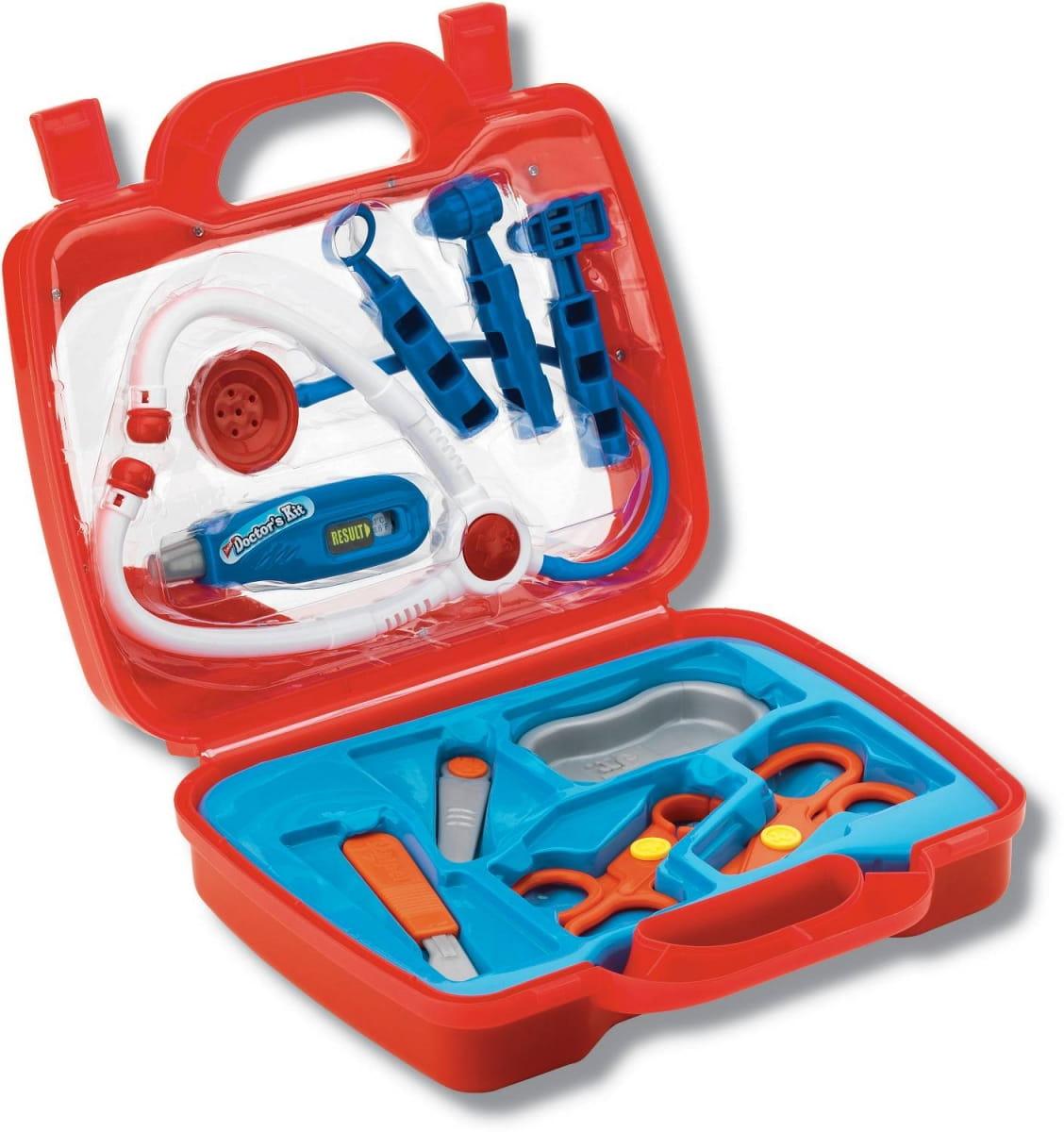 Игровой набор KEENWAY Doctors Kit (в чемоданчике)