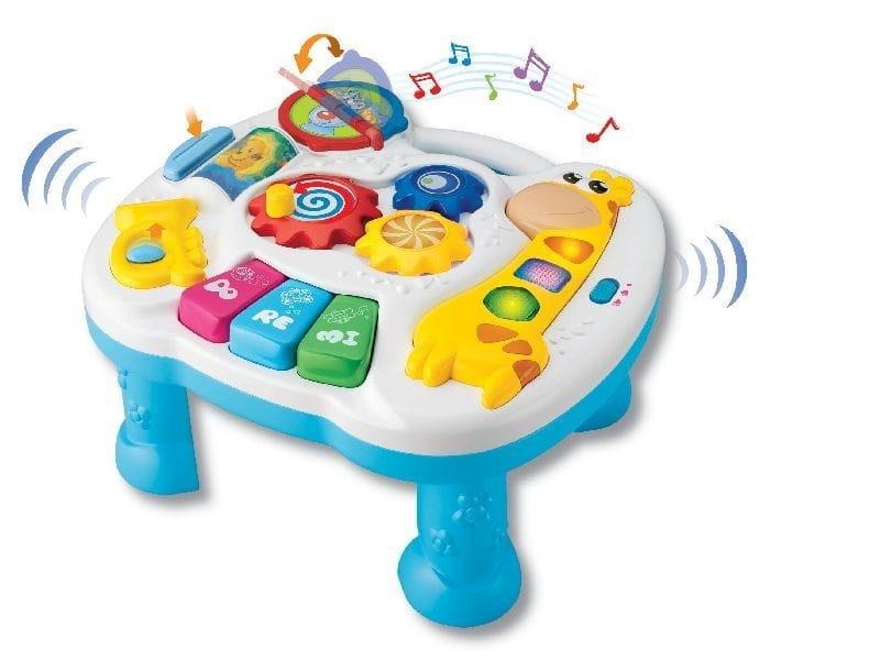 Музыкальный развивающий столик KEENWAY Musical Learning