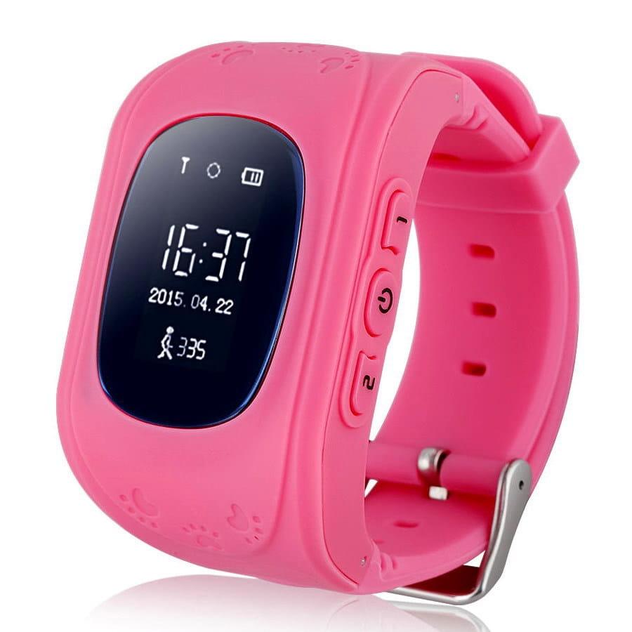 Детские умные часы Smart Watch Q50 - розовые