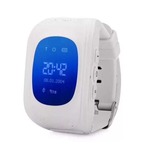 Детские умные часы Smart Watch Q50 - белые