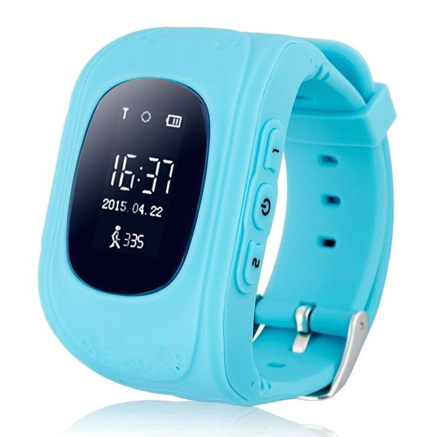 Детские умные часы Smart Watch Q50 - голубые