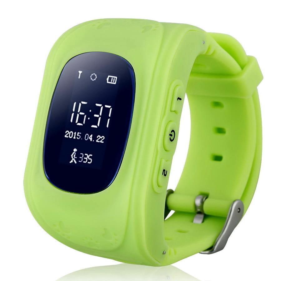 Детские умные часы Smart Watch Q50 - зеленые
