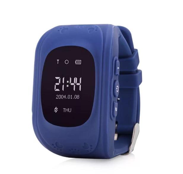 Детские умные часы Smart Watch Q50 - синие