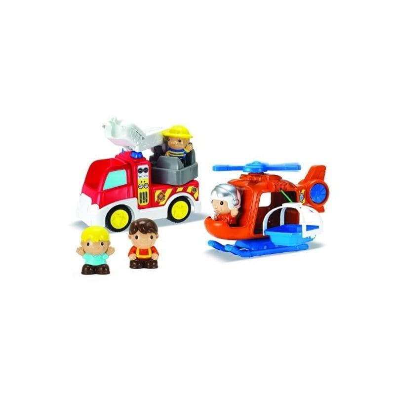 Малый игровой набор Keenway Спасатели 911