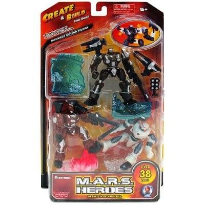 Игровой набор Happy Kid 4095 Герои Марса