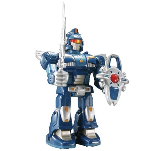 Робот Happy Kid Воин  синий - Роботы