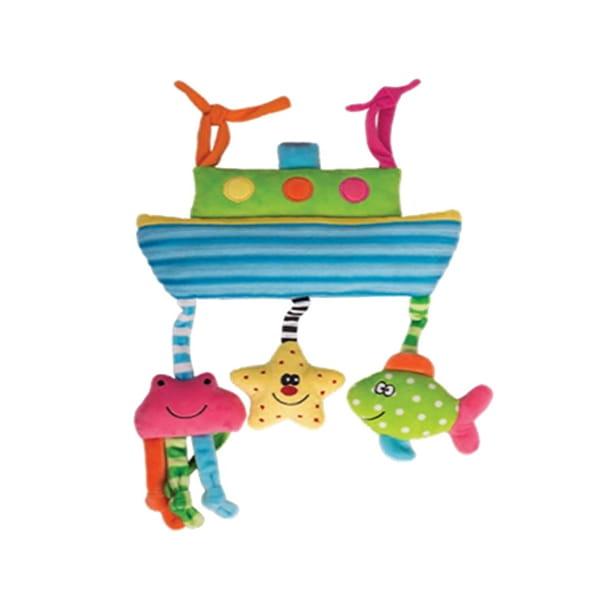Игрушка-подвеска Happy Snail 14HS002PT Морские приключения