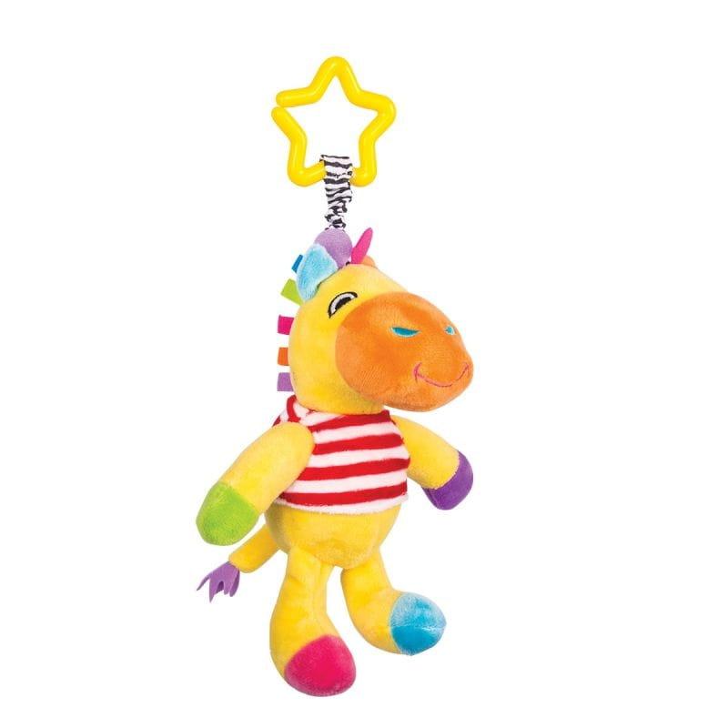 Игрушка-подвеска Happy Snail 14HS012PGR Жираф Спот